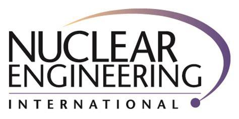 Nuclear Engineering International Logo